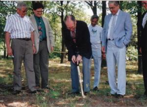 Groundbreaking 1992