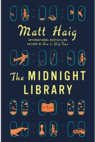 Cover of the book The Midnight Library